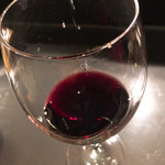 麺や すずらん亭 - 赤ワイン       上から見たら