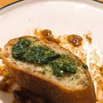 麺や すずらん亭 - ガーリックトースト