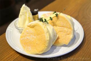 ヴィレッジヴァンガード ダイナー 原宿 - パンケーキ