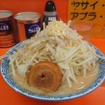 ブタキング - 味噌ラーメン 野菜チョイ増し