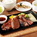シカ肉レストラン あぷかの森 -
