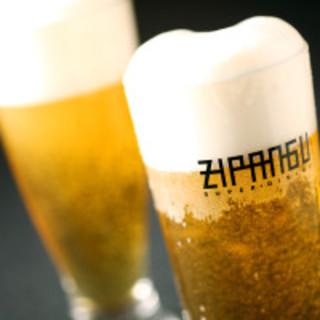 おかげさまで19周年。感謝の気持ちを込めて乾杯ビール100円