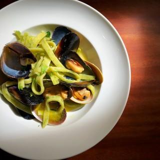 厳選食材を使用したこだわりのイタリアの郷土料理。