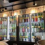 立呑み「最」 - その日に置いてある日本酒♡
