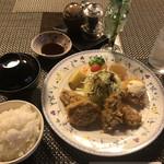 ちかさんの手料理 - スペシャルミックス(特選ヒレカツ、かきフライ、天然ホタテフライ)(2,100円)