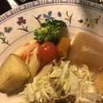 ちかさんの手料理 - 上品な副菜