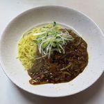 亜細亜楼 - 料理写真:汁なしとろみ麺
