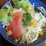 いろり庭 - サラダ