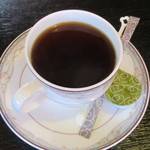 いろり庭 - コーヒー