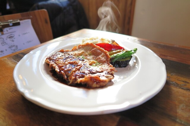 トネリコの料理の写真