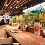 俺のBakery&Cafe 松屋銀座 裏 - 二階 カフェ
