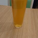 山カフェ - 海軍さんのビールピルスナー