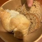 ムーミンハウスカフェ - キッズパン食べ放題