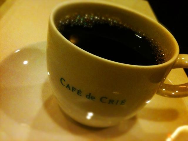 カフェ・ド・クリエ 三軒茶屋店
