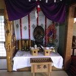 武井旅館 - 当館の歴史ある秘仏も拝観していただけます。