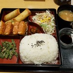 WAVE - 料理写真:日替りランチ ご飯大盛