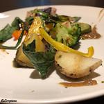 Yui - 自家菜園産の野菜のロースト