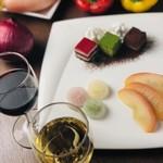 タミーデイズ - 低温調理のりんご&デザートプレート