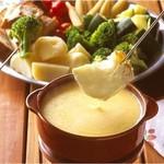 タミーデイズ - チーズフォンデュ