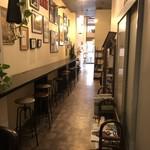ミッツコーヒースタンド - 店内1