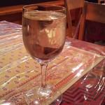 RAJU - 白ワイングラス