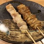 居酒屋 仙きち - よくばりセットの串焼き