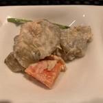 ビストロ メゾン・ド・ルージュ - 菊芋のサラダ