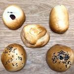 100488579 - 今回買ったパン