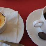 黒船亭 - デザートとコーヒー