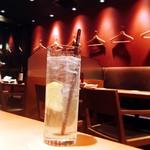YEBISU BAR - レモンサワー