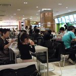 丸亀製麺 - イオンモールKYOTOフードコート