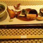 Roppongi SuZuNa - 前菜