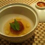 Roppongi SuZuNa - 蓮根豆腐