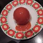 グリルキャピタル東洋亭 - トマトサラダアップ