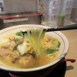 拉麺開花 - タンメンの麺