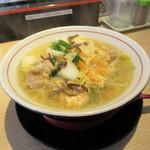 拉麺開花 - タンメン