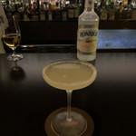 ロブロイ - ダイキリのラム酒はロンリコです。