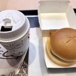 マクドナルド - フィレオフィッシュ&コーヒー