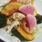 金澤ミート - 加賀野菜のサラダ(ハーフ)