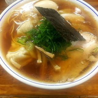 福々亭 - 料理写真:とくまる醤油(全部のせ)¥1100