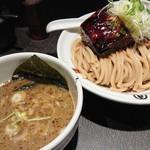 麺屋武蔵 巖虎 - 拳濃厚つけ麺『大』 20190121