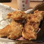 HERO海 - 鶏丸ぶつから揚げ(アップ)♪
