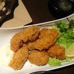 八海山越後屋 - 牡蠣フライ