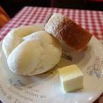 フランス料理遊心 - パン