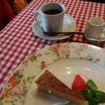 フランス料理遊心 - コーヒー