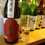 吟醸マグロ - 大濃菊