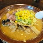 煮干中華 あさり - ごま味噌はリニュ前からの人気商品です