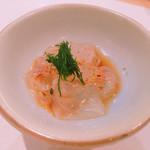 すし処 志喜 - 穴子の稚魚