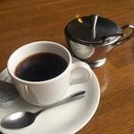 三桝屋総本店 - ホットコーヒー