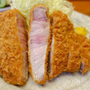 Tonkatsuhinata - 料理写真:厚切りとんかつ
